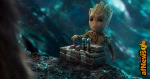 L'adorabile baby Groot