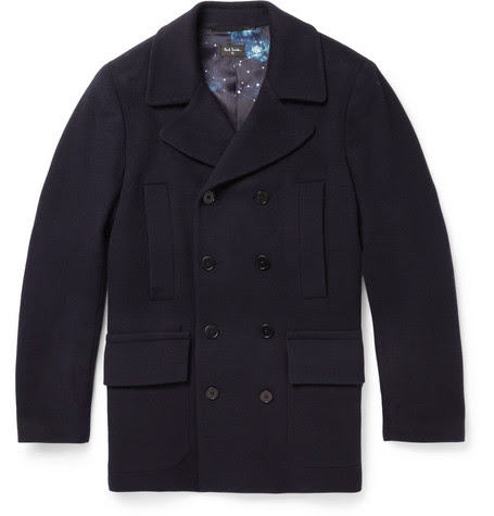 PS by Paul SmithWool-Blend Peacoat