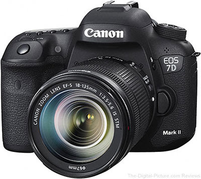 Canon EOS 7D Mark II Firmware v.1.1.1 Now Available