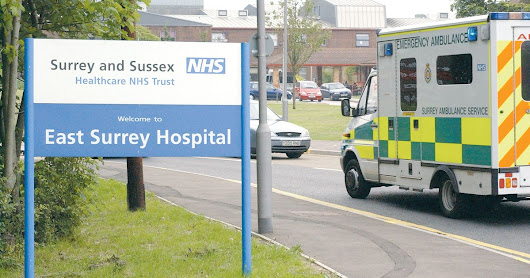 Norovirus outbreak: East Surrey Hospital ward closed to visitors