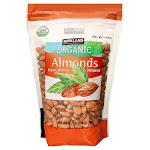 Kirkland Signature Organic Almonds, 1.7 lbs