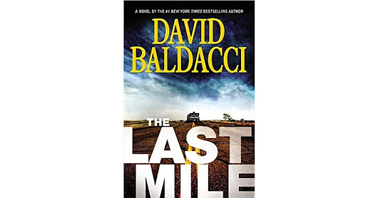 Laurie Buchanan's review of The Last Mile (Amos Decker, #2)