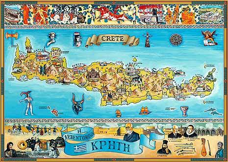 Αποτέλεσμα εικόνας για κρητη χαρτης