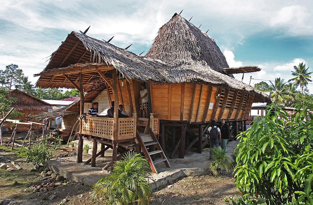 North Nias Tourism » CULTURE