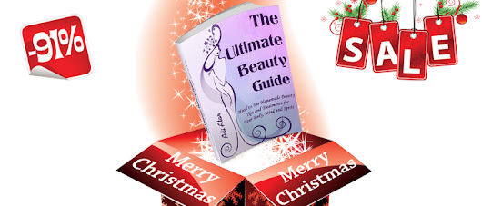 Holiday Sale Only $0.99 Dec 21 - Dec 28, 2014 | The Ultimate Beauty Guide