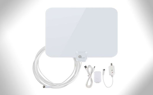 1byone Amplified HDTV Antenna