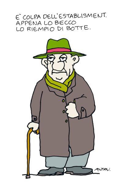 Vignetta di Altan numero 48