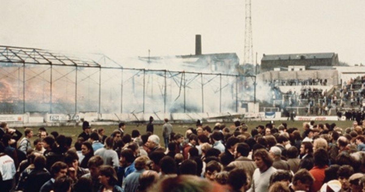 Bradford Fire 25 years on: I owe Grandma my life.. she ...