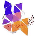 Nanoleaf - Rhythm Edition - 15 Panels - Multi