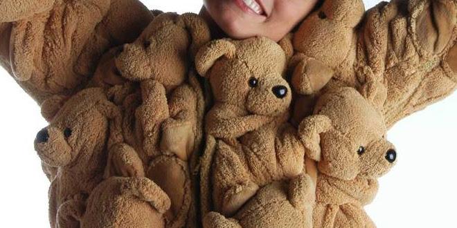 Very Beary Soft Fashion