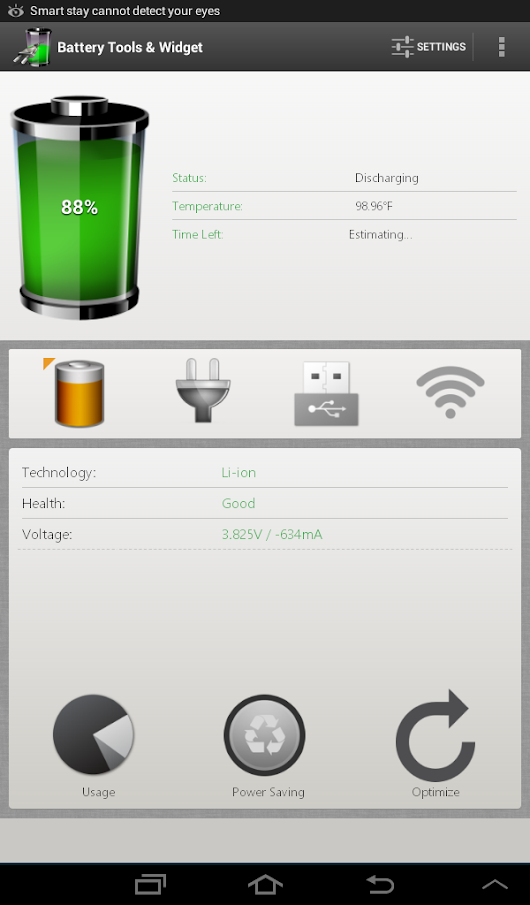 Battery Tools and Widget – Your Android's Very Own Power Savior | One Click Root