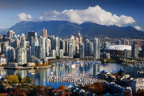 Vancouver – Hollywood North - English for everyone