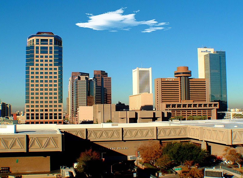 File:Phoenix skyline Arizona USA.jpg