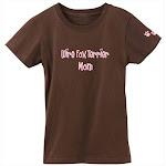 Carolines Treasures 978M-4474-CHPK-L Fox Terrier Wire Mom Tshirt Ladies Cut Short Sleeve Adult Large