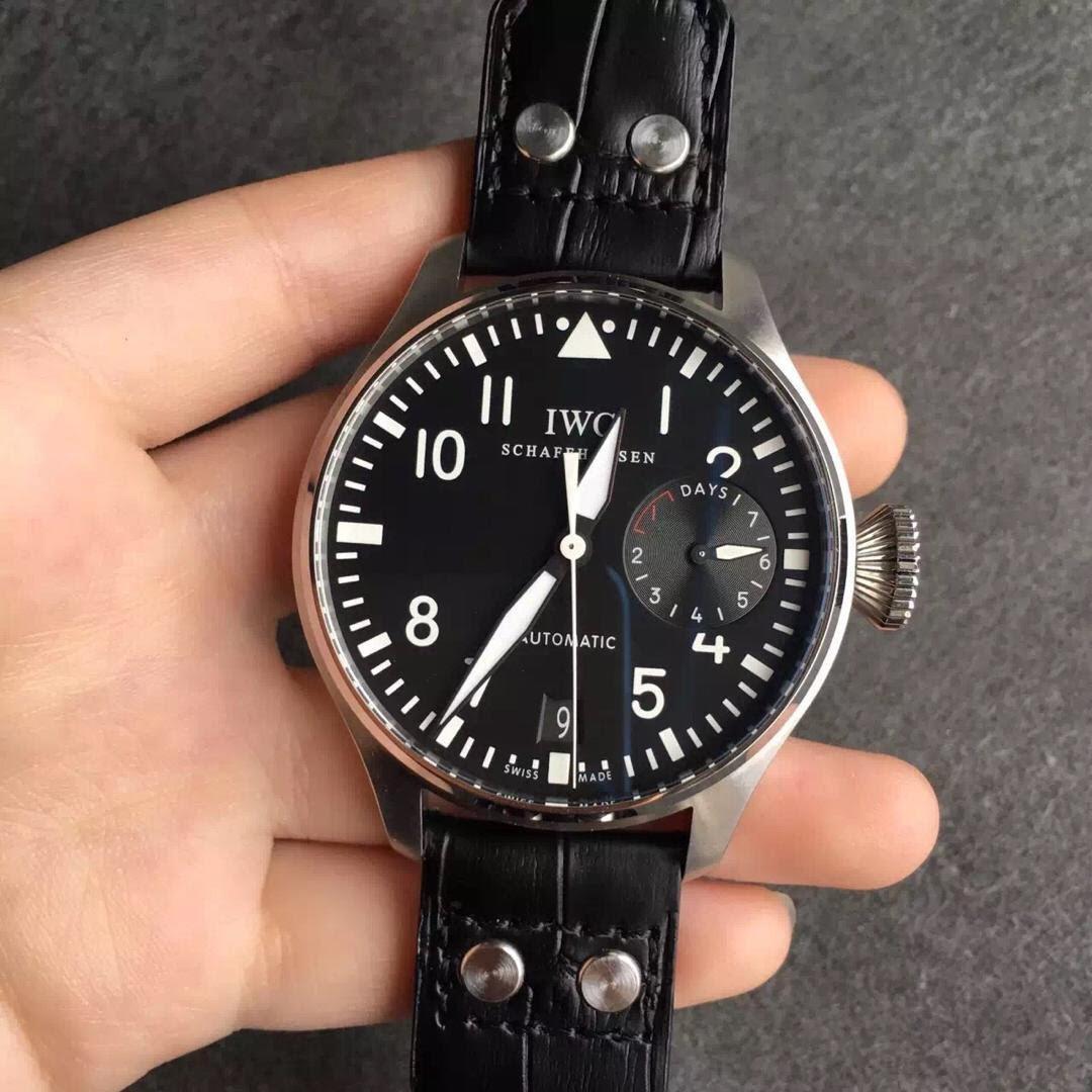 IWC Big Pilot IW500901 Replica
