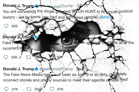 Perspective | This is what foreign spies see when they read President Trump's tweets