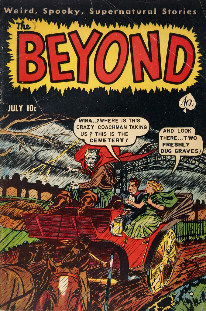 The Beyond #13 (Ace, 1952)