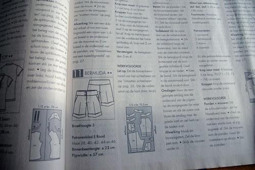 knipmode shorts