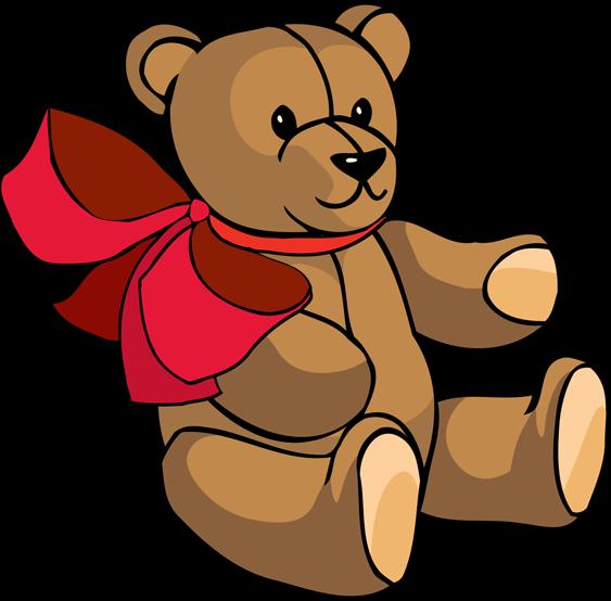 A Teddy Bear - ClipArt Best - ClipArt Best