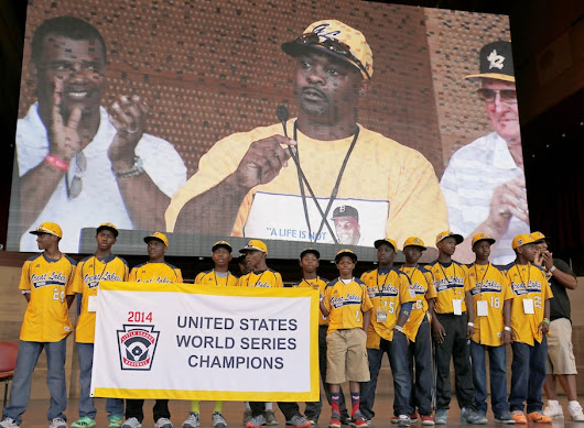 Jackie Robinson West Little League World Series team stripped of U.S. title
