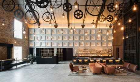 The Warehouse Hotel | Design Hotels