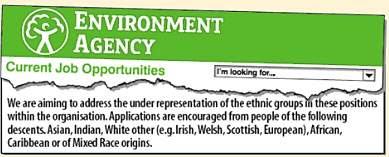 Whites Need Not Apply
