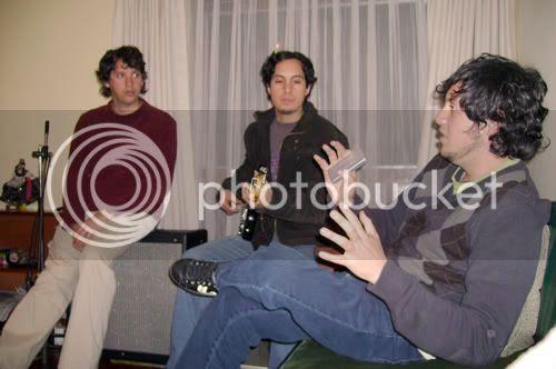 Catervas, entrevista - 05/07/2007