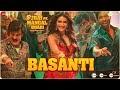 Basanti lyrics - Suraj Pe Mangal Bhari | Diljit | Manoj | Fatima| Javed-Mohsin Ft. Payal