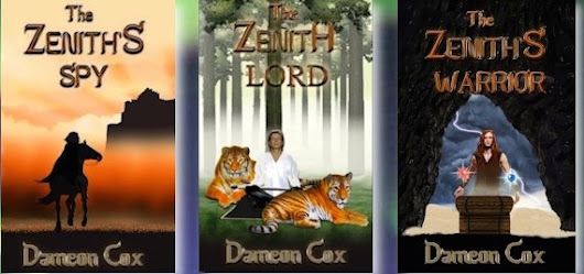 "Dameon Cox on Twitter: ""$ALE - THE ZENITH SERIES IS ON $ALE   Get your ebook now! """