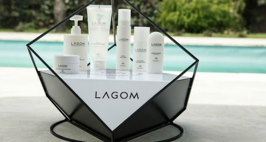 "LAGOM cosmética coreana ""Not too Little, not too much"""
