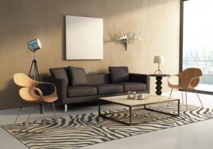 Wohnzimmer afrikanisch gestalten - so gehts!