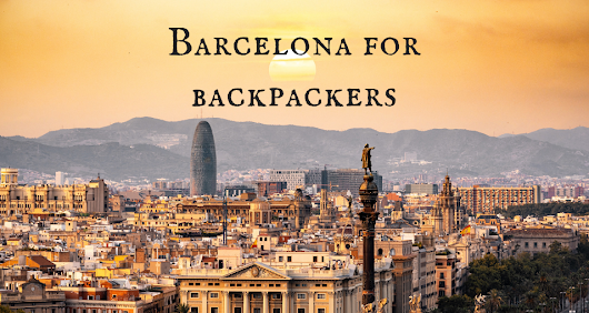 Barcelona for backpackers | Barcelona-Home