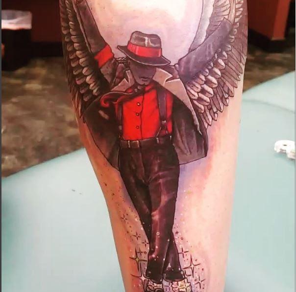 Paris Jackson Se Hace Tatuaje En Honor A Su Fallecido Padre