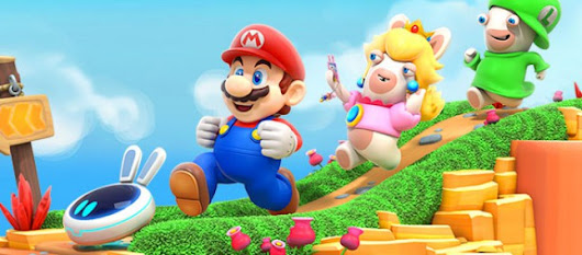 Mario + Rabbids: Kingdom Battle: Best-Selling Game in the USA in September