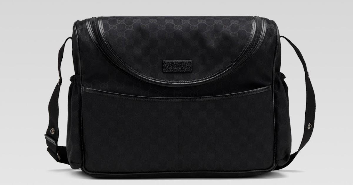 d5bb2705648 Black Handbag  Black Gucci Diaper Bags