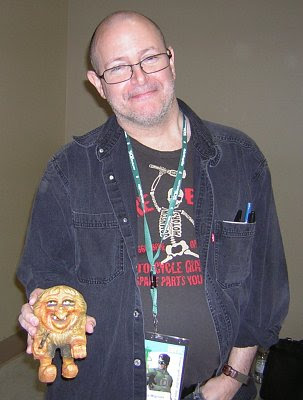 Mike Mignola and Torvald