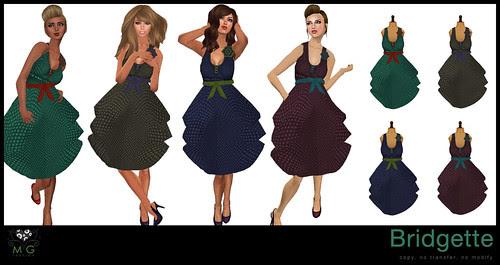 [MG fashion] Bridgette