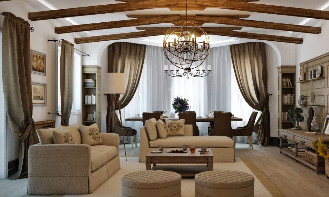 Country-Style Interior