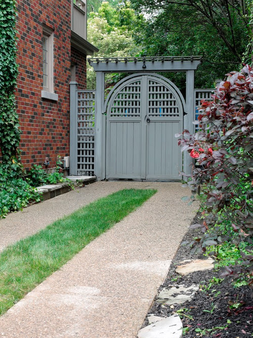Grass Driveway Home Design Ideas Pictures Remodel and Decor
