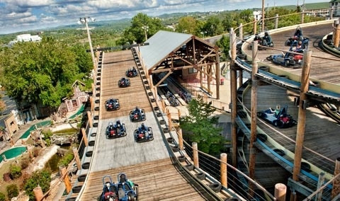 Top 10 Branson Rides to Satisfy Your Need for Speed - ThousandHills.com
