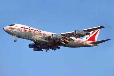 Air India Boeing 747-237B VT-EBD (msn 19959) LHR (SM Fitzwilliams Collection). Image: 912137.