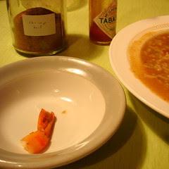 shrimp & oyster gumbo