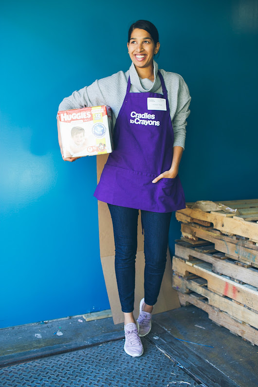 My Day At Cradles To Crayons | Lows to Luxe