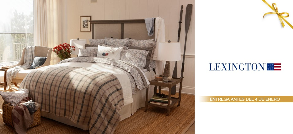 Masm rebajas ropa de cama lexington hasta el mi rcoles 11 - Lexington ropa de cama ...