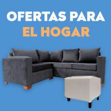 OFERTAS PARA EL HOGAR