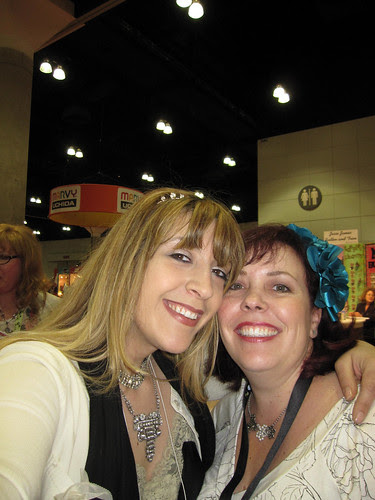CHA Day 2: Me and Laura!