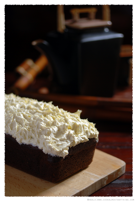 Whisky Ginger Cake© by Haalo