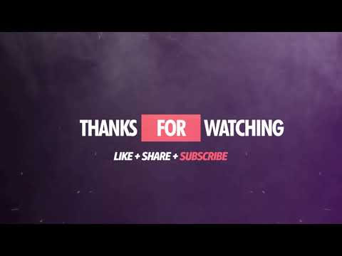 Thanks for Watching Video Download free (No Copyright)