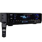 Pyle Digital Home Theater Bluetooth Stereo Receiver PT390BTU