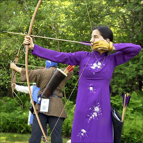 Baronial Archery Champion
